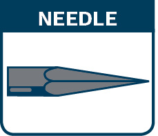 Needle points
